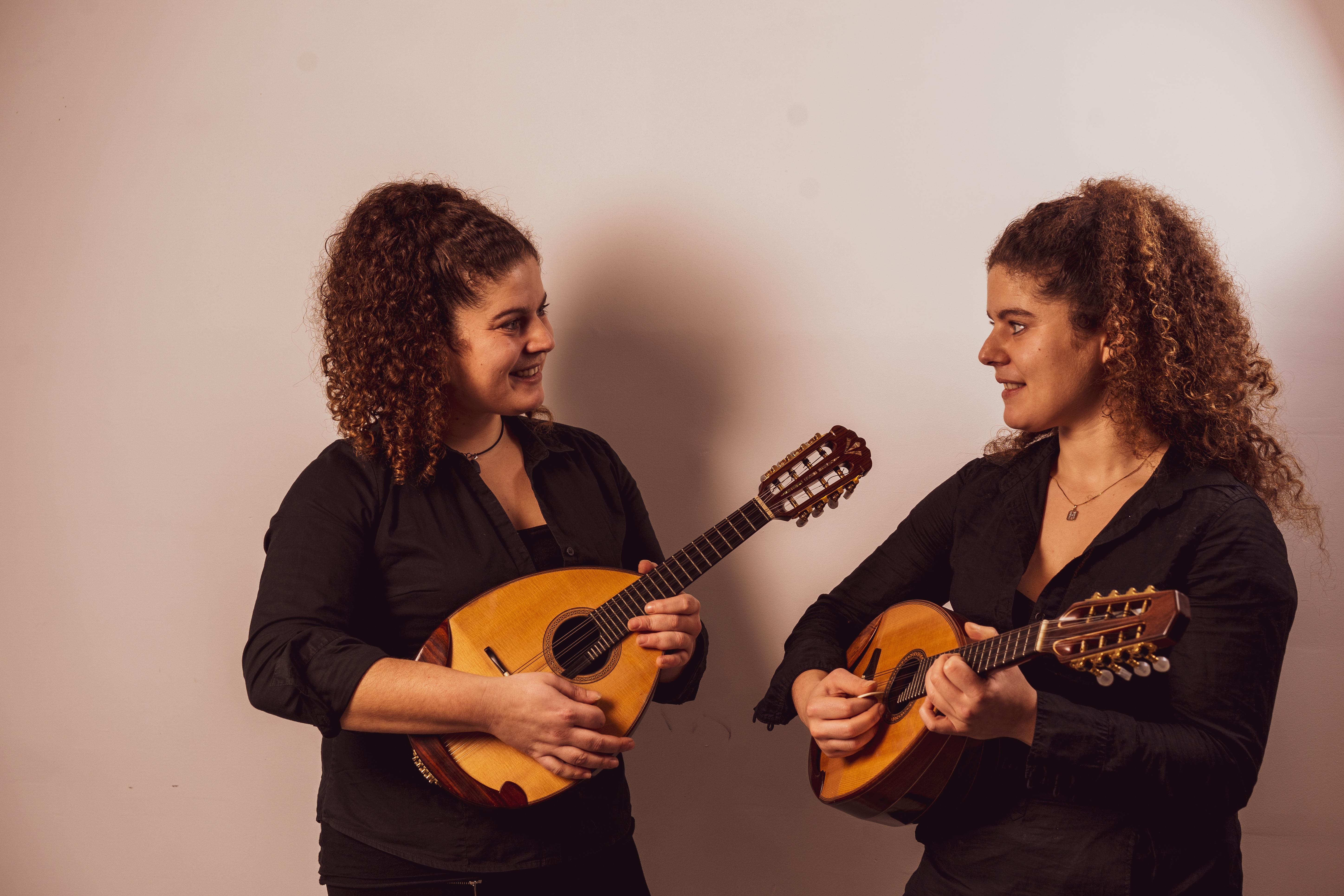 Elina & Maria Markatatou
